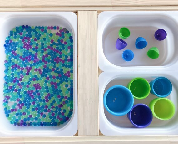 10 Sensory Bases Your Child Will Love