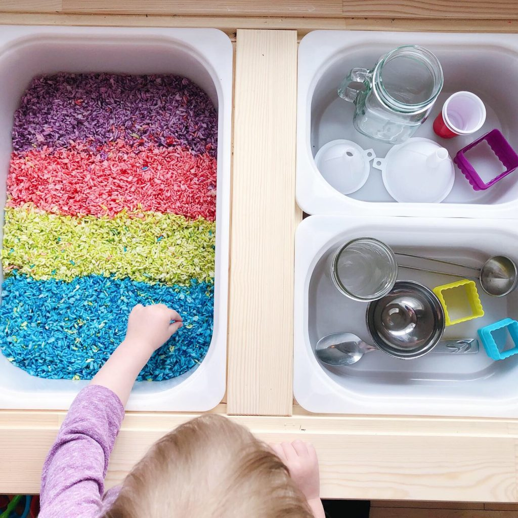 How to Get Started With Sensory Play: A Beginners Guide