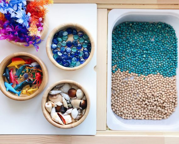 How to Get Started with Sensory Play: A Beginners Guide to Sensory Play With Your Child