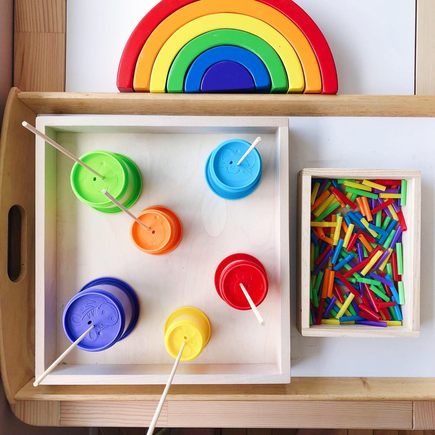 22 Awesome Low Prep Activities for Toddlers