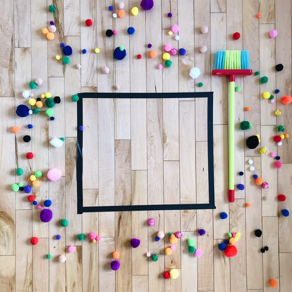 Energy Burning Indoor Activities for Toddlers