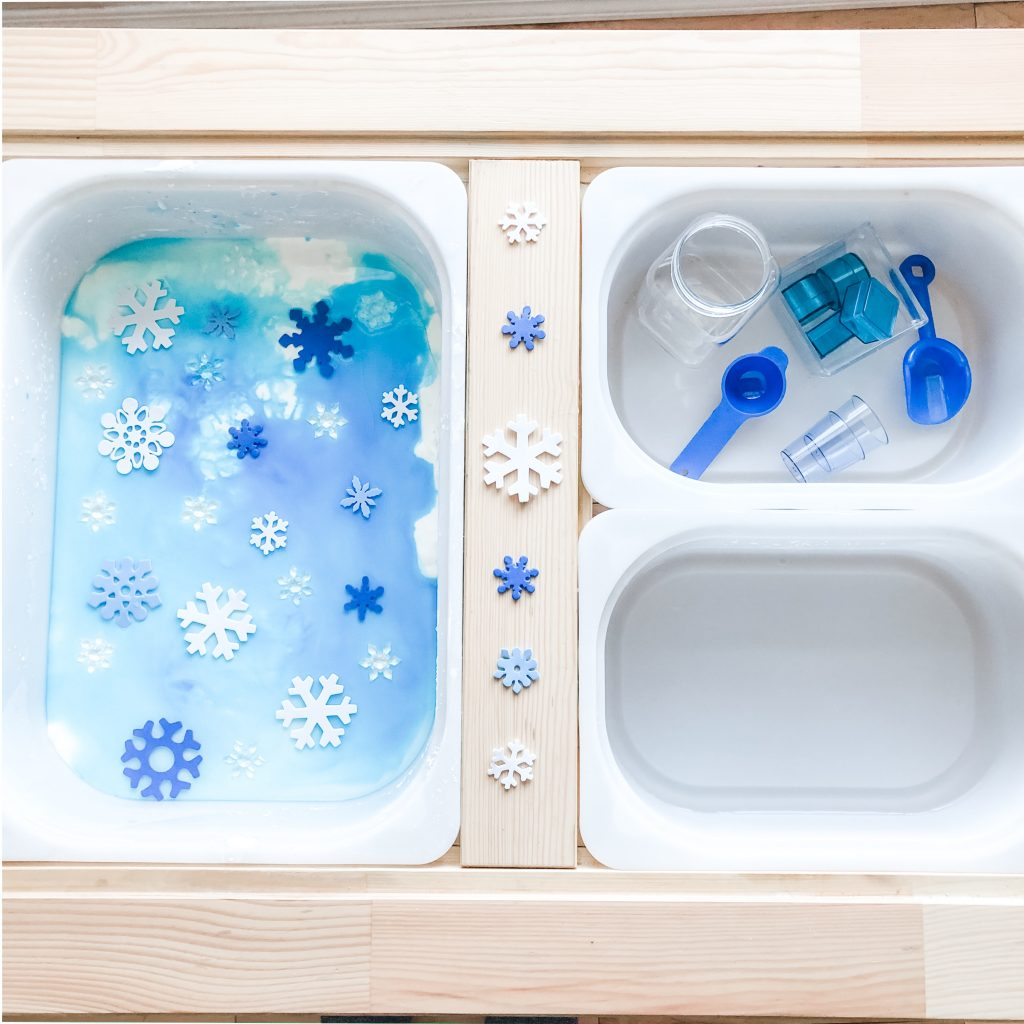 10 Winter Themed Play Ideas for Toddlers