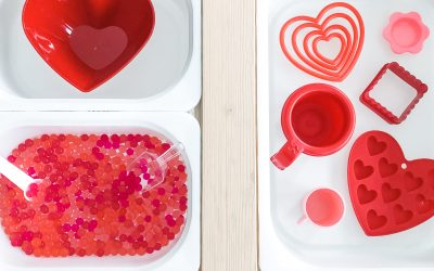 Valentine's Day Activities for Toddlers and Preschoolers